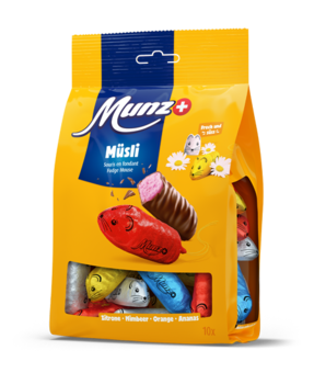 Munz Fudge Mouse bag 220g